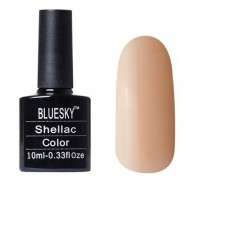 Гель лак Shellac BLUESKY 80567 POWDER MY NOSE 10ml