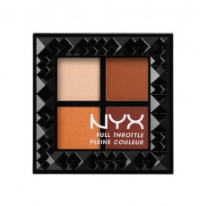 ПАЛЕТКА ТЕНЕЙ ДЛЯ ВЕК Nyx FULL THROTTLE SHADOW PALETTE - COLOR RIOT