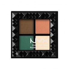 ПАЛЕТКА ТЕНЕЙ ДЛЯ ВЕК Nyx  FULL THROTTLE SHADOW PALETTE - EXPLICIT