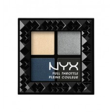 ПАЛЕТКА ТЕНЕЙ ДЛЯ ВЕК Nyx  FULL THROTTLE SHADOW PALETTE - HAYWIRE
