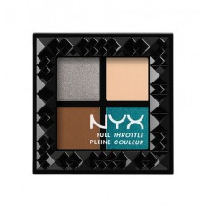ПАЛЕТКА ТЕНЕЙ ДЛЯ ВЕК Nyx  FULL THROTTLE SHADOW PALETTE - STUNNER