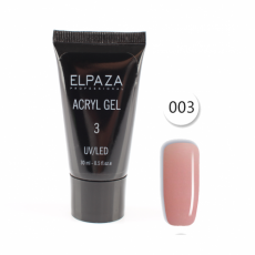 Elpaza UV/LED acryl gel 30ml professional 03