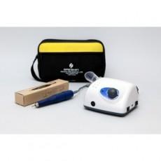 Профессиональный аппарат фрезер для маникюра педикюра и коррекции ногтей Strong 210 - 105L машинка для маникюра