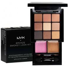 Набор для макияжа NYX BRONZE SMOKEY LOOK (S109B)