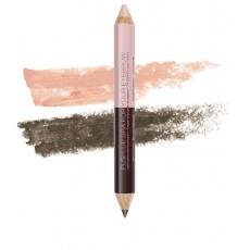 карандаш для бровей двойной NYX EYEBROW PUSH-UP BRA EBPB