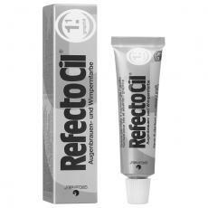 RefectoCil Graphite №1.1 — Краска для окрашивания бровей и ресниц (графит) 15 мл