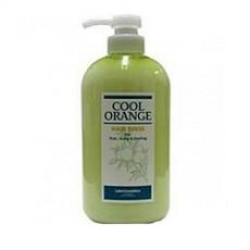 Lebel Cool Orange Hair Rinse Бальзам-ополаскиватель «Холодный Апельсин» 600 мл
