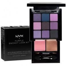 Набор для макияжа NYX PURPLE SMOKEY LOOK (S109P)