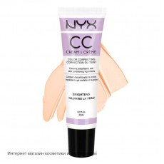 Корректирующий крем NYX CC Color Correcting Cream CCCR03 Lavender Light Medium