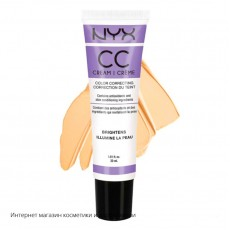 Корректирующий крем NYX CC Color Correcting Cream CCCR04 Lavender Medium Deep