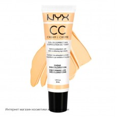 Корректирующий крем NYX CC Color Correcting Cream CCCR05 Peach Light Medium