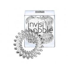 Резинка-браслет для волос Invisibobble Crystal Clear-прозрачная