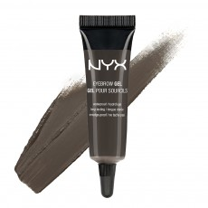 Гель для бровей NYX EYEBROW GEL EBG - 05 BLACK