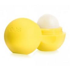 eos бальзам для губ со вкусом лимонного леденца - Lemon Drop.