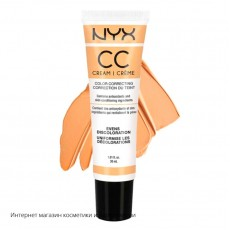 Корректирующий крем NYX CC Color Correcting Cream CCCR06 Peach Medium Deep
