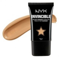 Тональная основа для макияжа Invincible Fullest Coverage Foundation GOLDEN BEIGE (INF08)