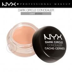 Консилер корректор против кругов под глазами NYX Dark Circle Concealer арт DCC02 LIGHT