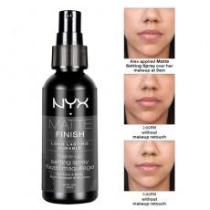 Фиксирующий спрей для макияжа NYX Make Up Setting Spray Matte (MSS01)