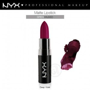 matte lipstick помада nyx MLS32 Siren NEW!!!