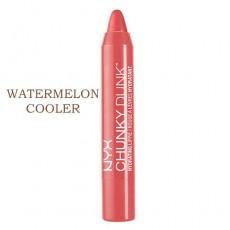 Помада-стик для губ увлажняющая NYX Chunky Dunk Hydrating Lippie арт CDHL01 WATERMELON COOLER