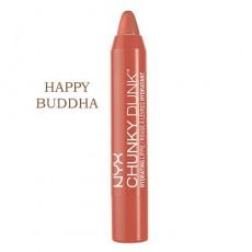 Помада-стик для губ увлажняющая NYX Chunky Dunk Hydrating Lippie арт CDHL 11 HAPPY BUDDHA