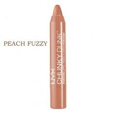 Помада-стик для губ увлажняющая NYX Chunky Dunk Hydrating Lippie арт CDHL02 PEACH FUZZY