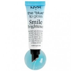 Блеск-бальзам для губ, меняющий цвет Mood Lip Gloss SMILE отбеливателя (MLG04)