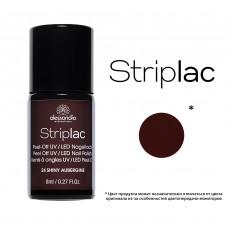 Striplac alessandro SHINY AUBERGINE арт 78-324