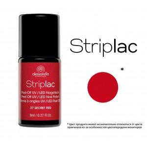 Striplac alessandro SECRET RED арт 78-327