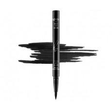 Подводка-карандаш для глаз NYX FELT TIP LINER арт PEL 03 Jet Black