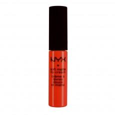 nyx matte soft Morocco  (SMLC22)