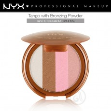 Пудра бронзирующая Tango With Bronzing Powder арт TWBP05 TAN ENTHUSIASM