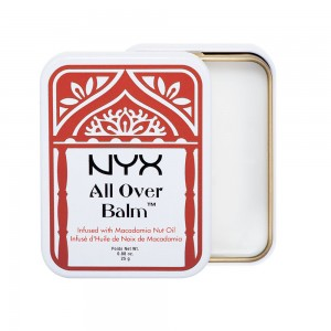 Бальзам для лица и тела All Over Balm Масло ореха Макадамии  AOB03