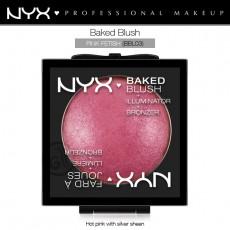 Румяна запеченые NYX Baked Blush арт BBL03 PINK FETISH