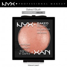 Румяна запеченые NYX Baked Blush арт BBL06 WANDERLUST