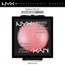 Румяна запеченые NYX Baked Blush арт BBL07 SPANISH ROSE