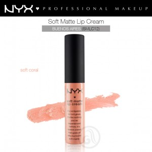 nyx matte soft BUENOS AIRES (SMLC12)
