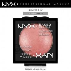 Румяна запеченые NYX Baked Blush арт BBL10 LADYLIKE
