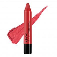Карандаш-Помада- NYX SIMPLY RED LIP CREAM SR04